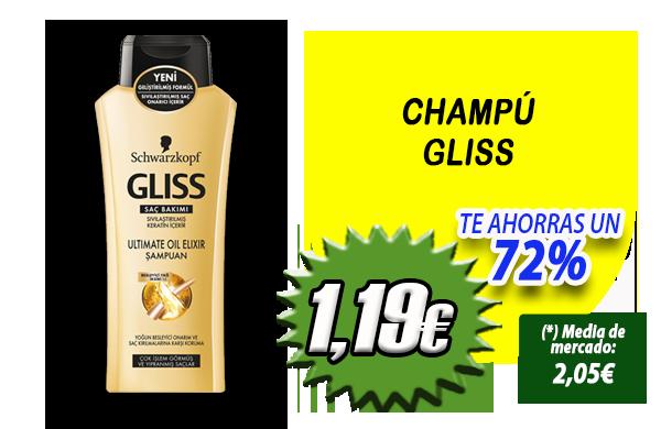 champu gliss