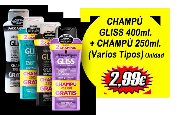 Patrón_Slider_Inicio Champú Gliss 400+250ml