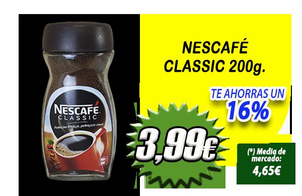 Patrón_Slider_Inicio Nescafé classic 200g
