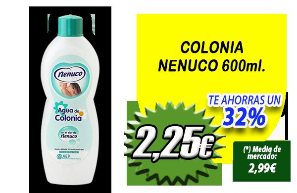 Patrón_Slider_Inicio colonia nenuco 600ml